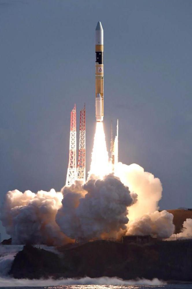 为此日本计划2022年前再发射3枚卫星,届时将无需依赖美国的GPS而独自提供定位信息。