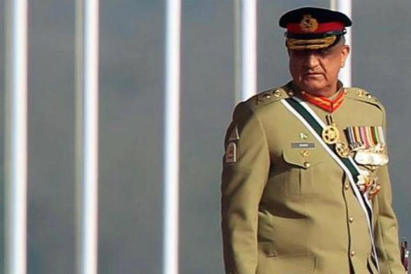 巴基斯坦陆军参谋长巴杰瓦(图片来源:《印度斯坦时报》)