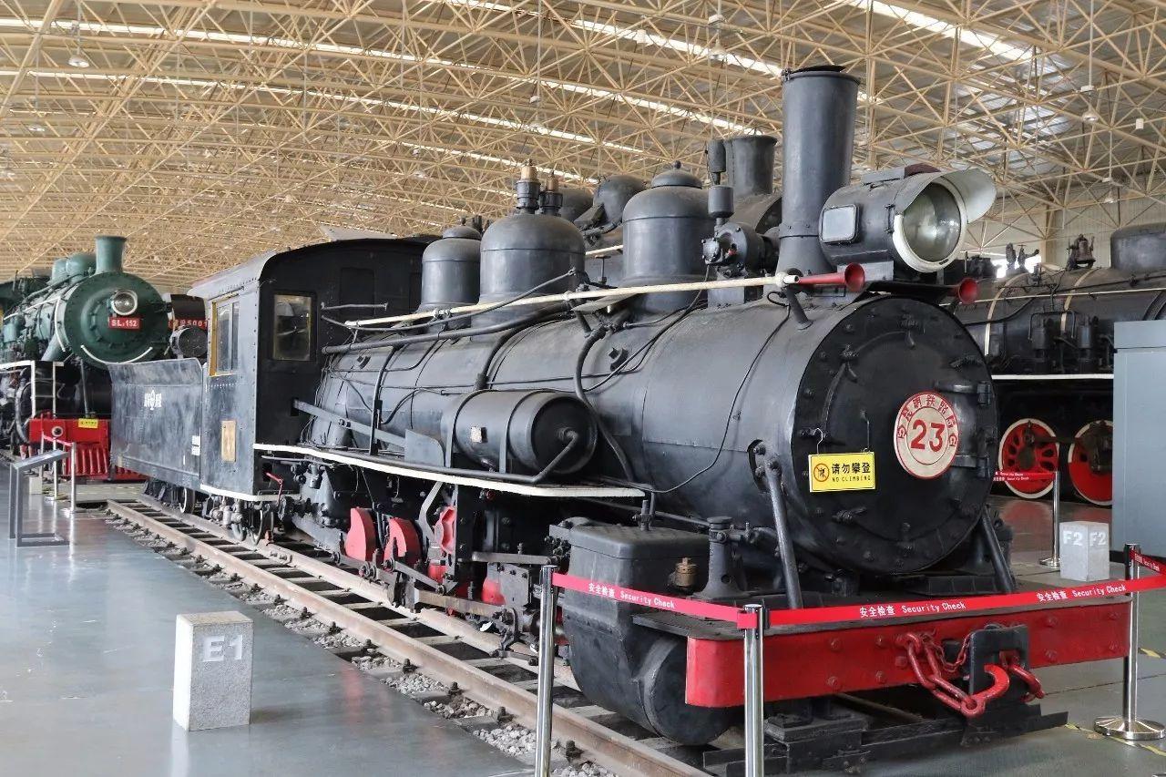 △SN型23号蒸汽机车(资料图)