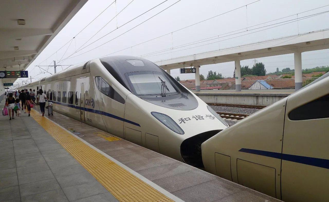 △动车组列车(资料图)
