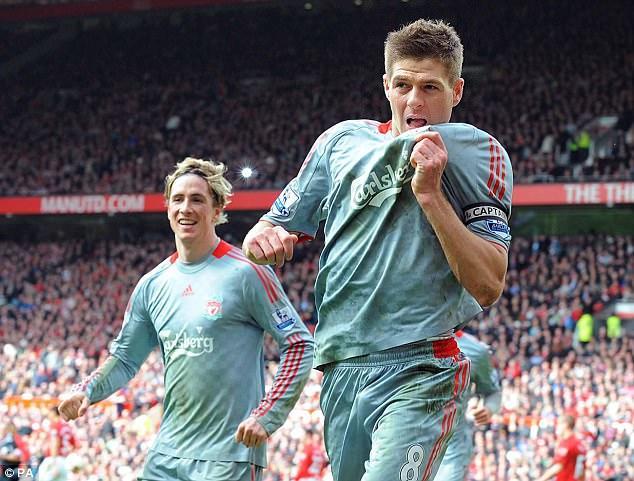 红军小将:利物浦客场4-1横扫曼联感觉就像昨天