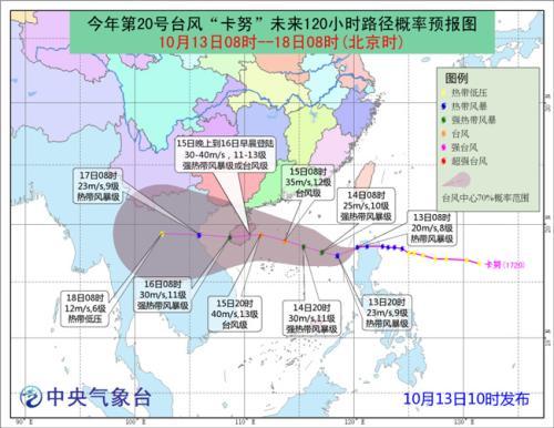 图片泉源:中央气象台