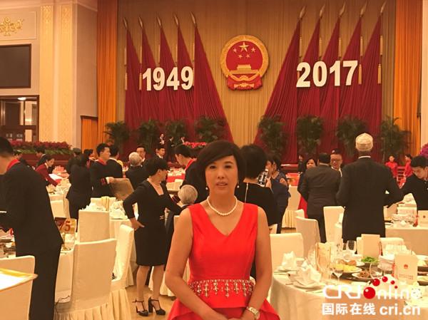 意大利华侨华人妇女企业团结会会长郑秀琴(郑秀琴供图)