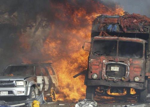 缅甸东北部仓库爆炸致16人死亡 另有40多人受伤