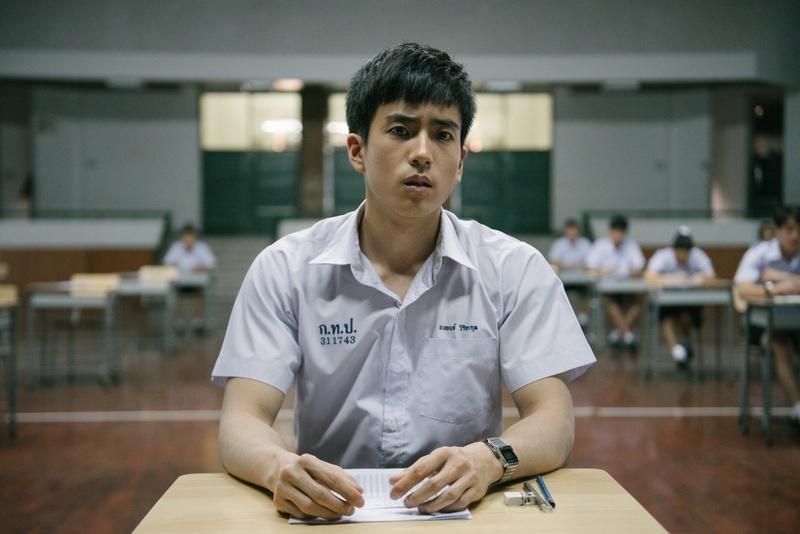 泰国电影《天才枪手》剧照