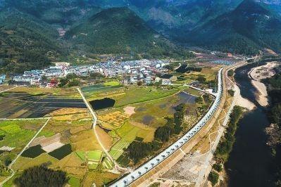 △ 赤溪村远景资料图