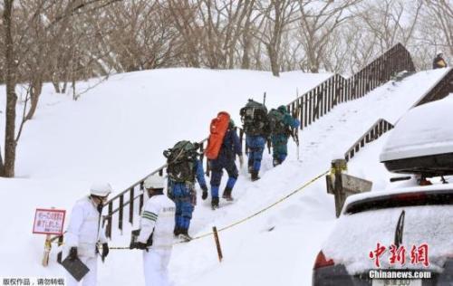 日本栃木县雪崩事故原因查明:组织者危机管理欠缺