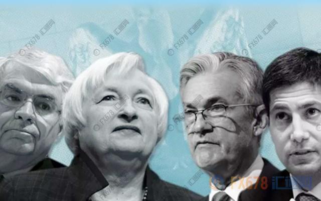 美联储更迭如何撼动美元? 一图解剖四热门人选影响