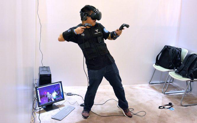 Steam VR升级追踪范围扩大覆盖面 但VR体验店的前景并不光明