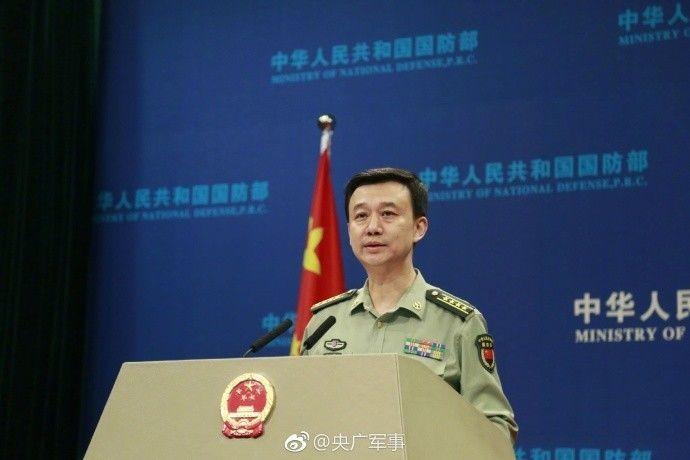 ▲9月28日,国防部新闻讲话人吴谦表现,中国军队已完成8000人规模团结国维和待命队伍注册。