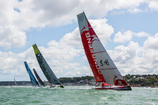 2017-18赛季沃尔沃环球帆船赛东方风来