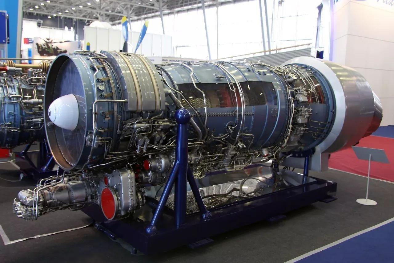 ▲俄制AL-31F发念头(维基百科)