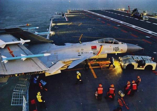 中国舰载机这项关键技术获突破 航母战力将提升3倍