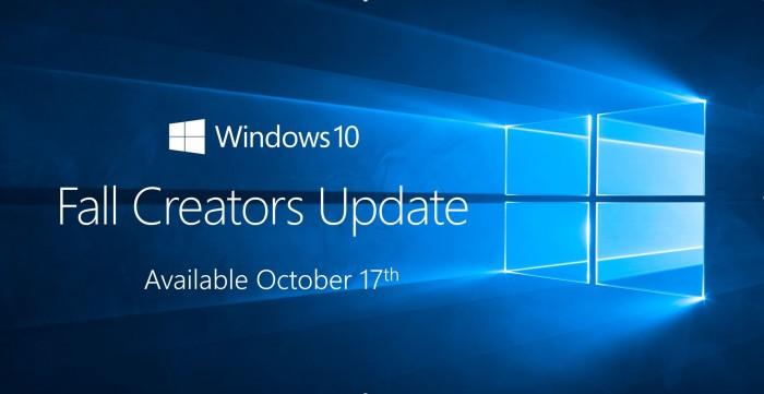 再过几小时 Windows10秋季创作者更新就要和我们见面了