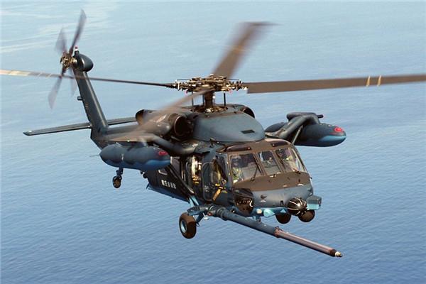 日本航空自卫队救援直升机UH-60J