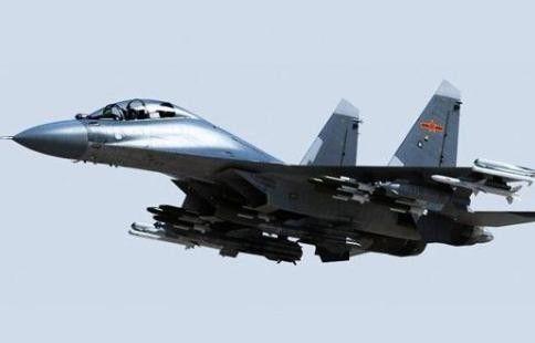 ▲资料图片:歼-16战机
