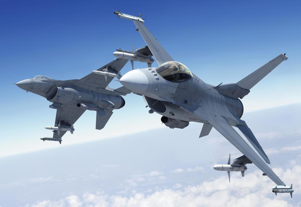 希腊空军F-16战斗机升级至F-16V的具体时间暂未得知。