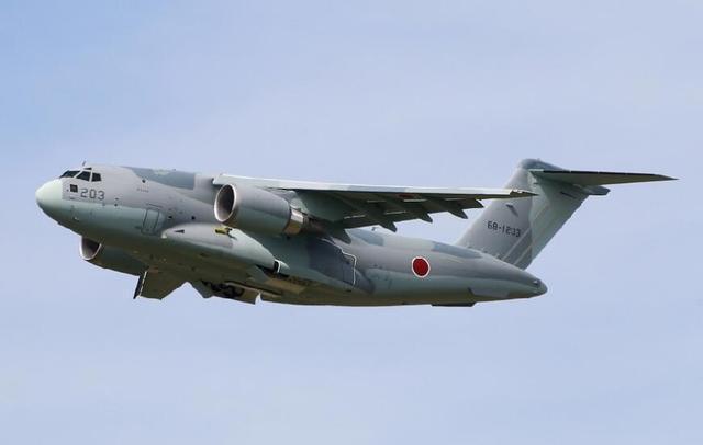 日本C2运输机航发推力超运20 但载重量只有运20一半