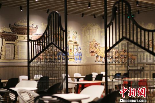 肯德基首家广府文化主题餐厅开业