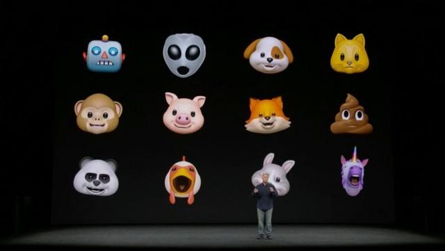 苹果又被告了 这次因为iPhone X表情侵权