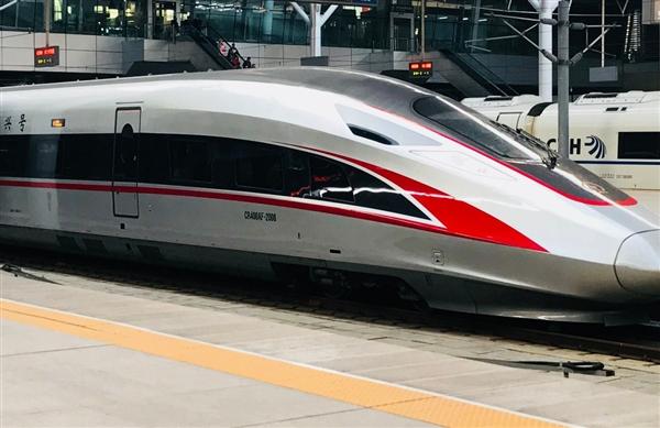 我国正在研制比复兴号更快的高铁 最高时速600公里