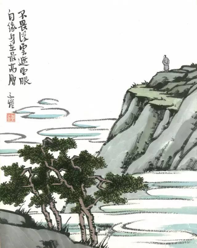 丰子恺10句经典语录,句句都是人生