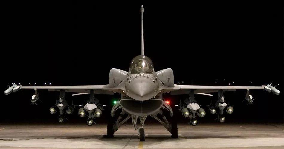 ▲F-16战斗机