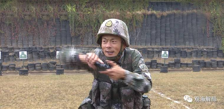 (陈国韬出枪瞬间)