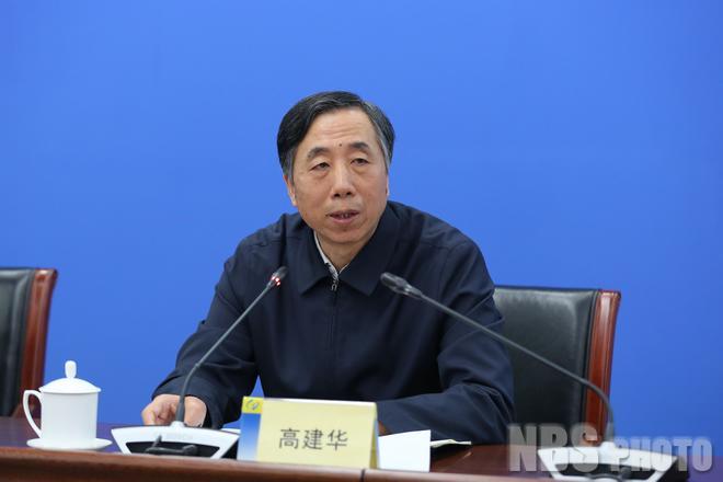 宁吉喆在统计系统学习贯彻党的十九大精神视频