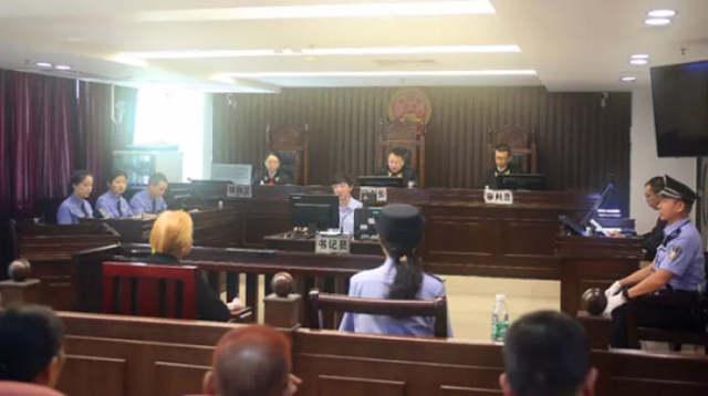 ↑2017年9月21日,越秀法院公开开庭审理了本案。