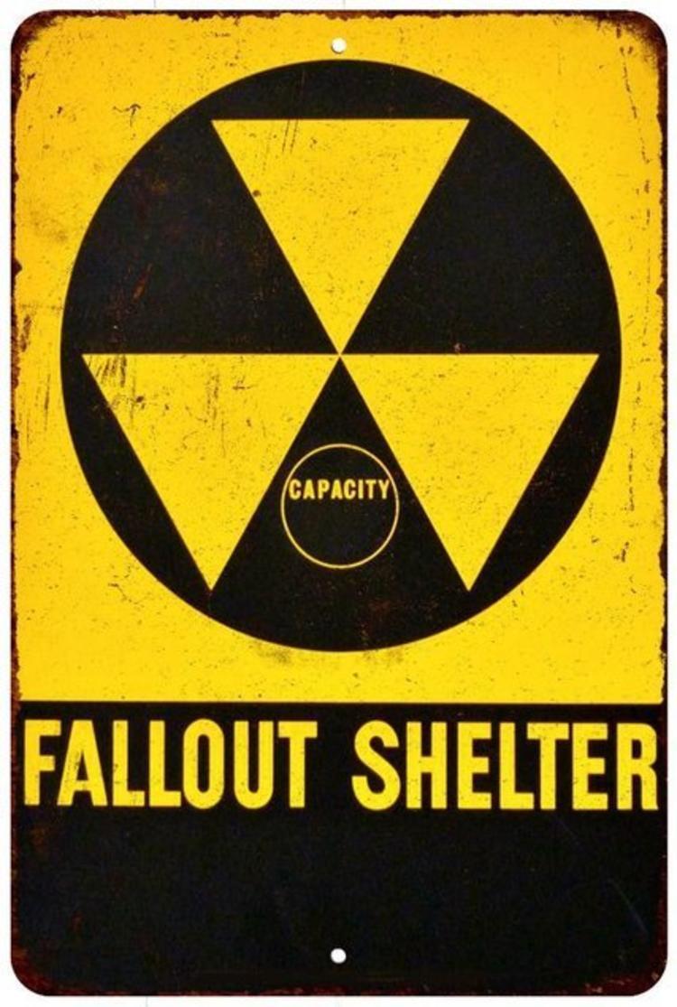 罗伯特·布莱克利去世,他的辐射避难所标志是冷战的象征