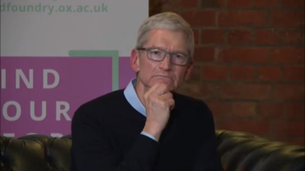 重磅访谈!苹果CEO库克:我从乔布斯身上学到了什么