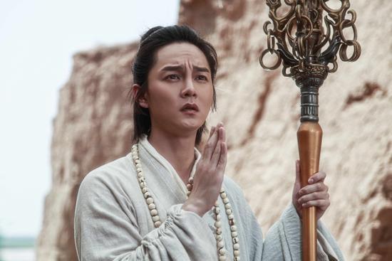 """剧版《大话西游》播出将尽 尹正""""虐心戏码""""圈粉"""