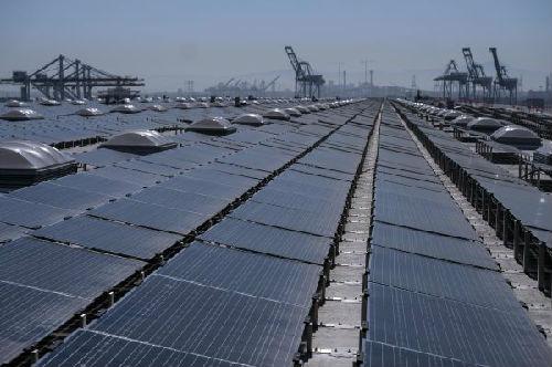 美媒:美或对进口太阳能板征35%关税 太阳能行业起分歧