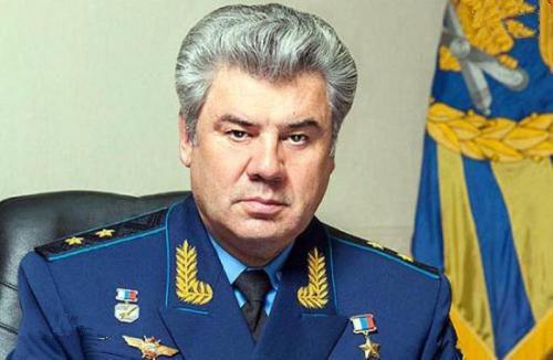 俄罗斯前空天军总司令维克多邦达列夫