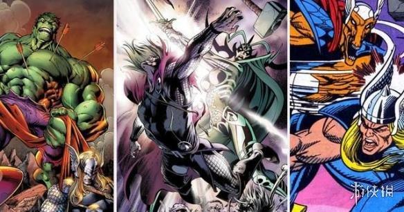 雷神八次送人头被狂虐 没有任何超能力也能秒杀男神