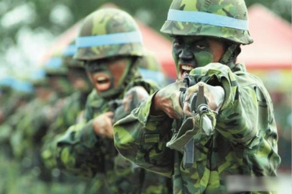 台军质料图(图片来源:台湾《中时电子报》)