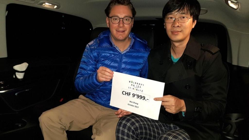 酒店老板获知真情后特意赴中国向该顾客道歉