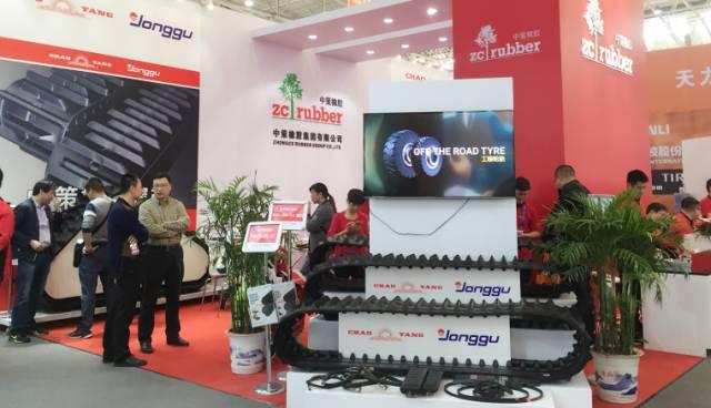 2017中国国际农机展  中策橡胶多款明星产品成为国际厂商的选择