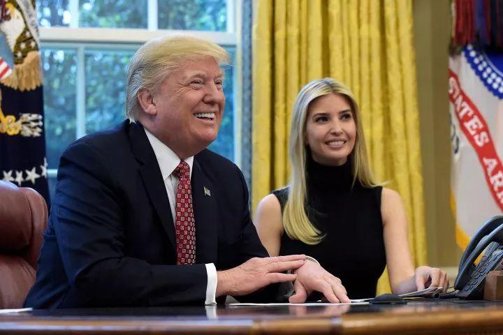 美国第一女儿外交:常为特朗普打前站 获明星待遇
