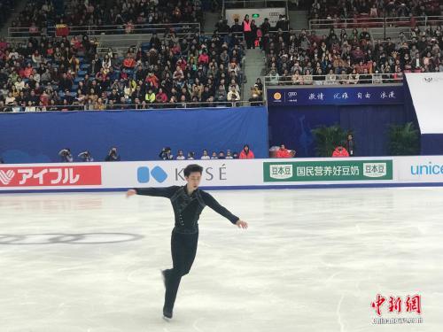 中国杯花滑大奖赛首日战罢 国内选手自评难言满意