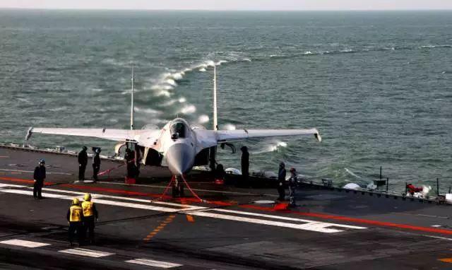 ▲战机起飞前准备