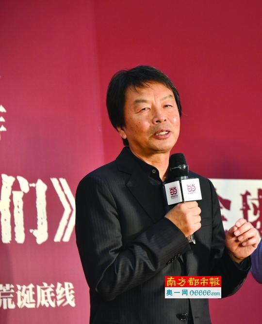 刘震云:幽默不等于油嘴滑舌