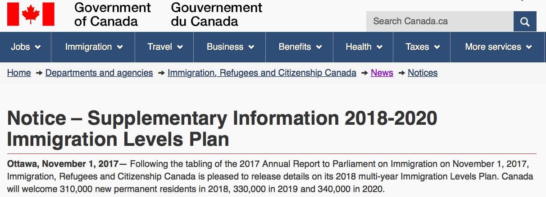 ▲图片来源:加拿大政府官网