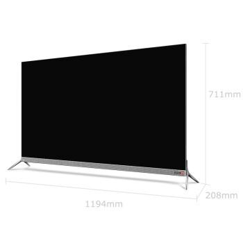 创维酷开50a250英寸液晶电视2599元包邮(满减)
