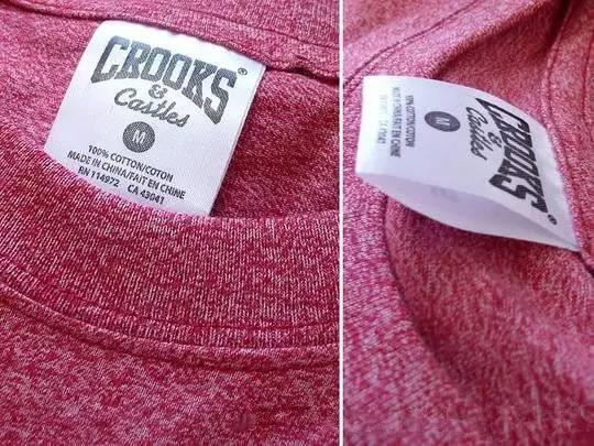 一件衣服好不好,看标签就知道!可惜注意的人太少