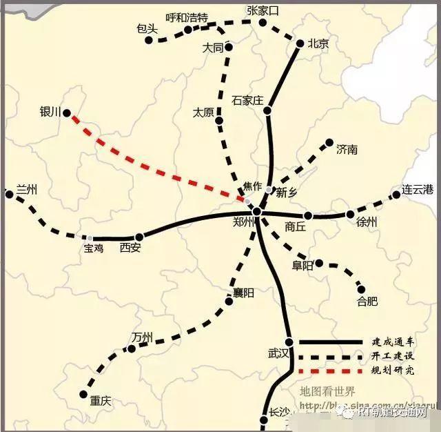 中国十大高铁枢纽城市排名,竞争激烈