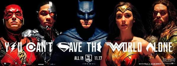 《正义联盟》制作成本高达3亿美元!成DC史上最贵电影