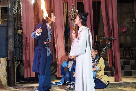 剧版《大话西游》唐僧太啰嗦 扮演者尹正吐槽