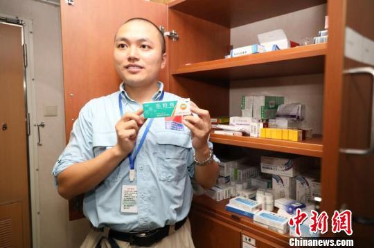 上海医生随雪龙号出征 将建极地医生选拔库护航极地科考